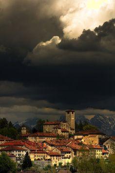 Feltre Dolomiti Belluno Italia