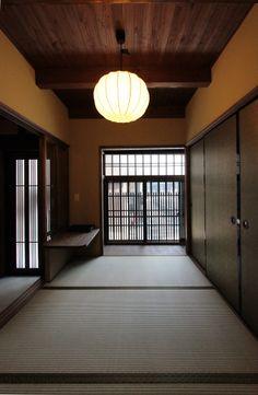 京都の伝統家屋 町家の貸切の宿 明倫こが