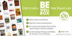 What do you want in your BeBox Sweepstakes  #vitacost  #bebox