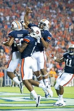 Auburn Football - Tigers Photos - ESPN