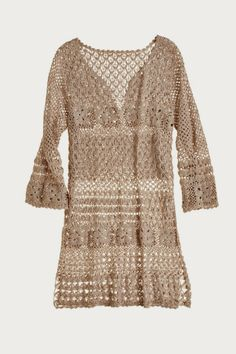 Crochet patterns: Crochet Charts for Calypso Tunic