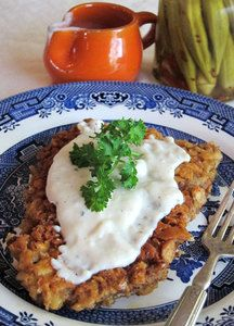 Out-of-This-World Chicken Fried Steak