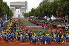 JO 2024 : Les problématiques d'une candidature parisienne   Sport & Société