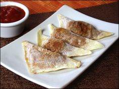 Mexi-licious Pot Stickers  |  Hungry Girl  |  300 Under 300 |  4 WWP+