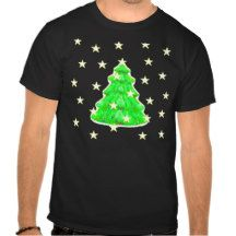 Christmas Tree with Stars The MUSEUMZazzle T Shirt  jGibney The MUSEUM, gib, gibney, jgibney,Gibney, jGibney,  ---SEE EVERYTHING HERE--->>> http://themuseum.host56.com/themuseum.htm, http://www.zazzle.com/the_museum/products, http://www.zazzle.com/mbr/238948309450180796, http://www.zazzle.com/The_MUSEUM*, jGibney/The MUSEUM Zazzle Gifts <<<---,