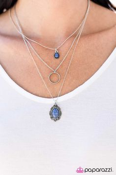 Western Fairytale - Blue love this piece! make it yours for $5 https://paparazziaccessories.com/shop/products/western-fairytale-blue/51698/