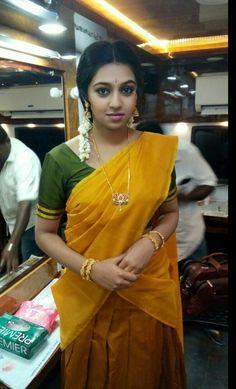 My work for Actress Lakshmi Menon