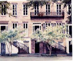 Gordon Row Savannah