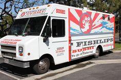 Fishlips Sushi, LA