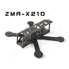 ZMR-X210 210mm Carbon Fiber Mini FPV Quadcopter Frame Kit with PCB Board:Multi-Rotors,FPV Frames,Quadcopter - FPV Model: RC Plane, Multicopter, Quadcopter, FPV Goggles, FPV System and all things FPV.