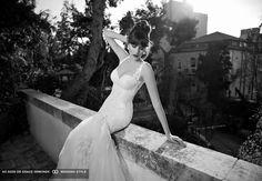berta bridal summer 2015 bridal gown