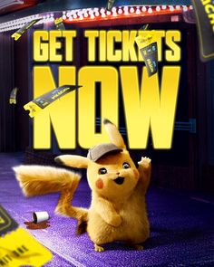Whos ready to solve this case? Partner up and get your tickets to see Detective Pikachu - in theaters now! Pikachu Memes, Deadpool Pikachu, Cool Pokemon Wallpapers, Crochet Pokemon, Motion Poster, Deadpool Wallpaper, Cute Pikachu, Pokemon Eevee, About Time Movie
