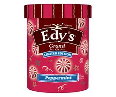 Peppermint Ice Cream - yummy!