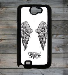 Country Girl ® Wings Note 2 Phone Case/Cover