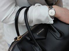Rolex Watch, Antigona Satchel
