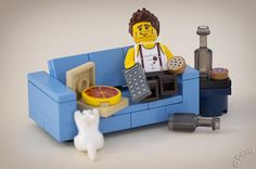 """""""Trying is the first step towards failure… Nemoy hates failing, so he never tries. http://t.co/TztZx7QgOP #Lego"""""""