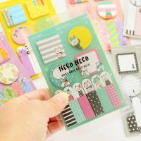 400 pages Student Thickening Sticky Note Convenient Sticker Office Stationery