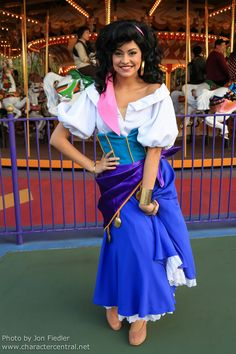 Gypsy by endleria on deviantart costumes pinterest esmeralda costume i might do this next year solutioingenieria Choice Image