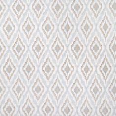 The G3049 Marble upholstery fabric by KOVI Fabrics features Diamond, Geometric, Ikat, Medallion, Metallic pattern and Neutral, Gray as its colors. It is a Embroidery type of upholstery fabric and it is made of 73% Polyester, 27% Cotton With 100% Rayon Embroidery material. It is rated Exceeds 6,000 double rubs (heavy duty) which makes this upholstery fabric ideal for residential, commercial and hospitality upholstery projects. Call 800-860-3105