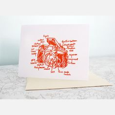 Love these.  Camera Notecards   Set Of 4 now featured on Fab.