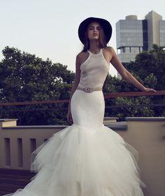 Zahavit Tshuba Wedding Dress Collection | Bridal Musings Wedding Blog