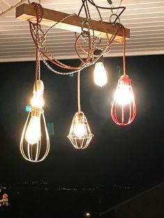 Suspensions pour terrasse par Eric Ceiling Lights, Home Decor, Decor, Ceiling
