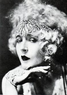 Mae Murray, c.1925 by thefoxling, via Flickr
