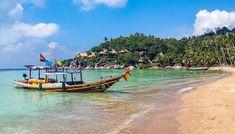 Among Koh Samui, Koh Phangan and Koh Tao, Koh Tao is definitly my prefered spot. Harder to reach, from Koh Samui and from Koh Ph. Freedom Beach, Koh Phangan, Amazing Sunsets, Koh Tao, Best Memories, Beach Resorts, Cabana, I Am Awesome, Thailand
