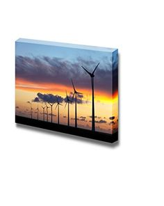 Wall26 - Canvas Prints Wall Art - Wind Energy Turbines at... https://www.amazon.com/dp/B00Y7QU9N6/ref=cm_sw_r_pi_dp_x_ieQOyb45RG0NF