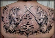 egyptian eagle tattoo - Google Search