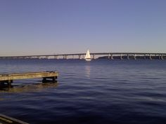 New Bern, North Carolina- Inspiration for a lot of Nicholas Sparks novels. He lives here :)