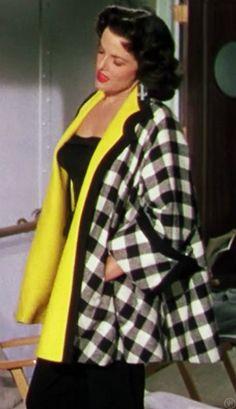 Jacket!!!!,,,,,, c Jane Russell   @Gentlemen Painters Painters Prefer Blondes