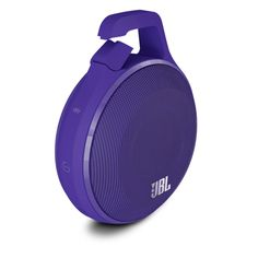 JBL Clip - Ultra portable rechargeable speaker with integrated carabiner Product Design #productdesign