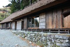 If you make the commitment to visit wild and secluded Iya Valley in Tokushima, plan to stay a night or two at local acco Japan Travel, Japan Trip, Tokushima, Outdoor Baths, Traditional Looks, Heating Systems, Hot Springs, In The Heights