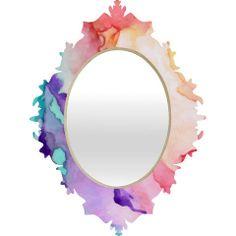 Rosie Brown Color My World Baroque Mirror