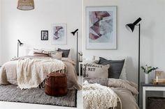 6 dormitorios que te van a enamorar - Living - ESPACIO LIVING