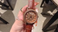 Cool Watches For Women, Watch Video, Make Time, Michael Kors Watch, Bling, Stuff To Buy, Accessories, Style, Fashion