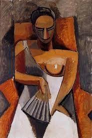 La donna di Picasso