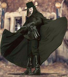 V for Vendetta - Hugo Weaving by on DeviantArt V For Vendetta Costume, V For Vendetta Comic, V For Vendetta Quotes, Vendetta Tattoo, Feeling Pictures, Desktop Background Pictures, Watch The World Burn, Hugo Weaving, Guy Fawkes