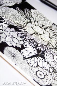 alisaburke: my sketchbook