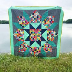 Oh my stars.  What a beautiful quilt!