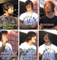 Pretty sure i'm in love with Austin now xD this was such a funny interview! One day I hope he finds his princess :) - Of Mice & Men: Austin Carlile and Alan Ashby <3