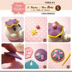 Mrs. Potts and Chip (Beauty and the Beast) #1: Mrs. Potts - CakesDecor