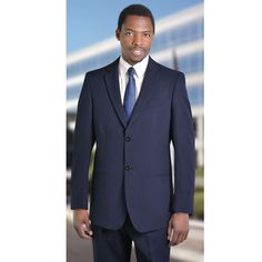 Peter Jacket BRAND: VANGARD Has jetted pockets and fully lined Corporate Outfits, Jacket Brands, Suit Jacket, Trousers, Pockets, Clothing, Model, Image, Fashion
