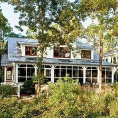 Modern Dogtrot Home   Exterior   SouthernLiving.com