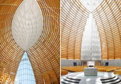 SOM's Stunning Cathedral of Christ the Light | Inhabitat - Green Design, Innovation, Architecture, Green Building