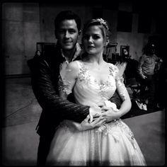 Emma Swan - ouat - Once upon a time - Jennifer Morrison - David Nolan - Prince Charming - Josh Dallas