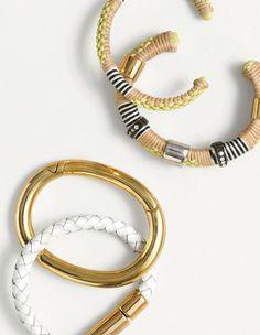 J.Crew bracelets.  Feb. '15