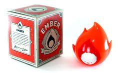 Ember by Andy Woo, via Behance