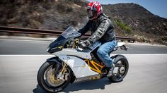 2014 Mission Motorcycles Mission RS - Jay Leno's Garage (+playlist)